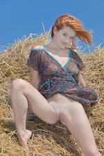 Sexy Redhead Violla 00