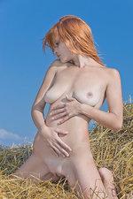 Sexy Redhead Violla 11