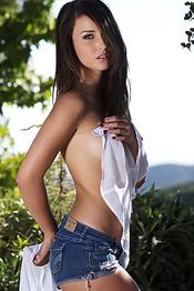 Beautiful Malena Morgan