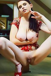 Lovely Busty Zoya