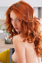 Redhead Foxy