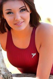 Anna Tight Swimsuit