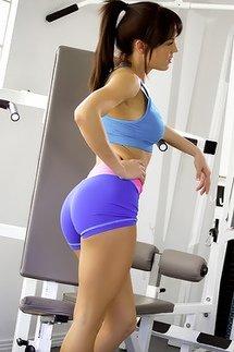 Bangin At The Gym