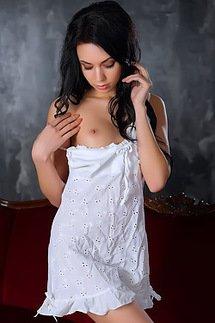 Joanna Posing Naked